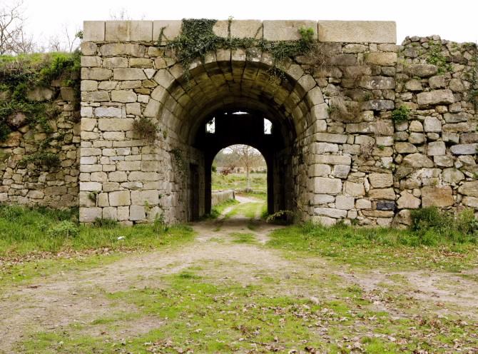 Castelo Militar de Goián
