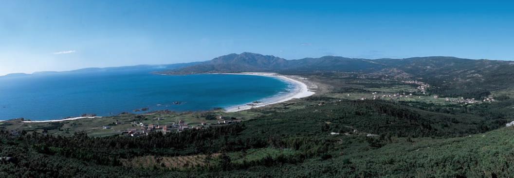 Beach of Carnota