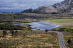 Lagoon of Monte Louro - Muros