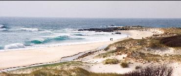 Playa de Lariño - Carnota