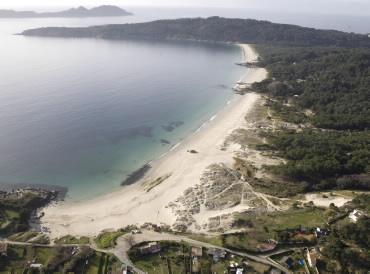 Nerga beach - Cangas