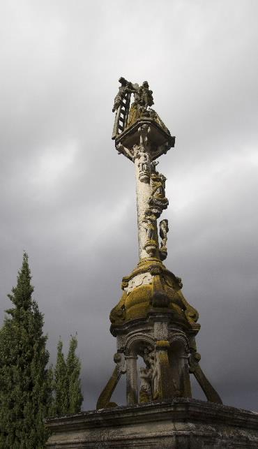 Stone cross of Hío