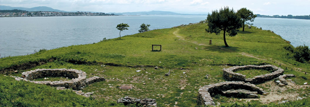 Iron Age settlements of Neixón
