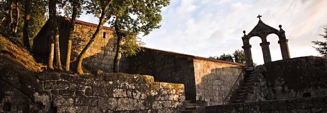 Mosteiro de San Pedro de Rocas - Esgos