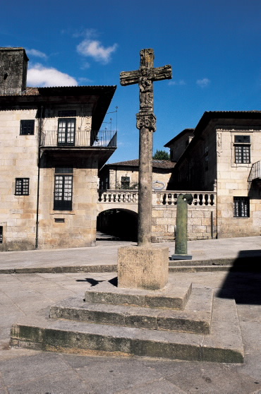 Praza da Leña - Pontevedra