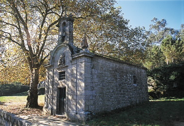 Ermitage du Santiaguiño do Monte