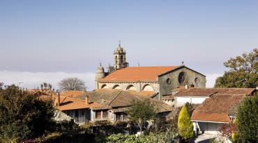 Santa Mariña de Augas Santas - Allariz