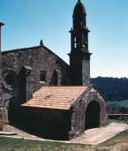 Église San Xián de Moraime