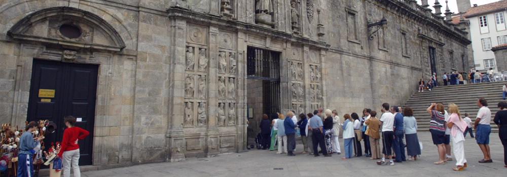 Porta Santa - Catedral de Santiago