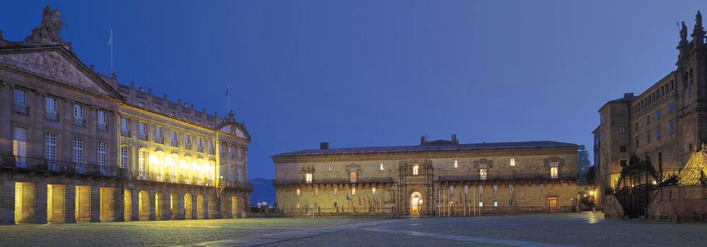 Top ten: Ten unrivalled destinations - Santiago de Compostela - GALICIA