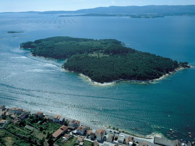 Ilha de Cortegada