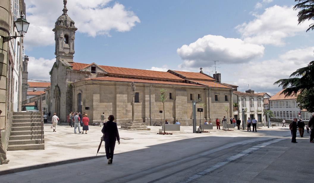 San Fiz de Solovio - Santiago de Compostela