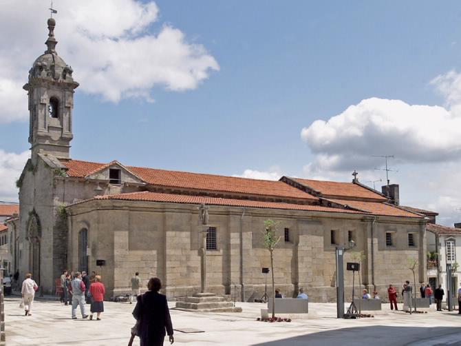 Church of San Fiz de Solovio