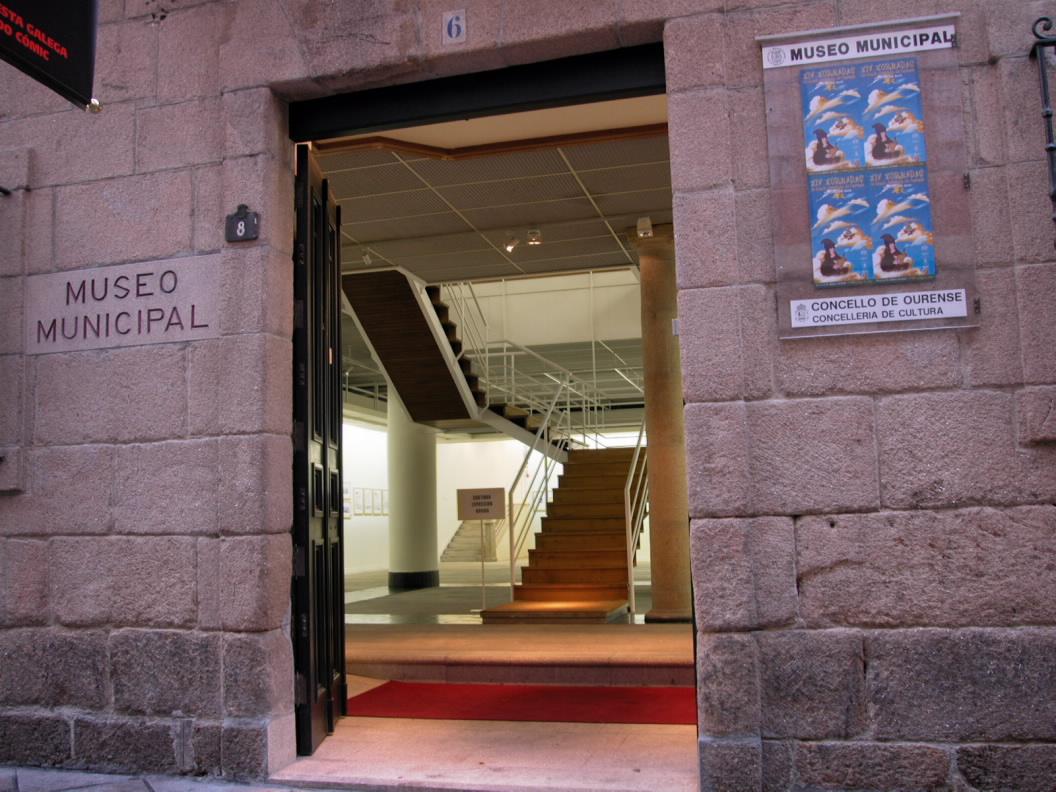Resultado de imagen de museo municipal ourense