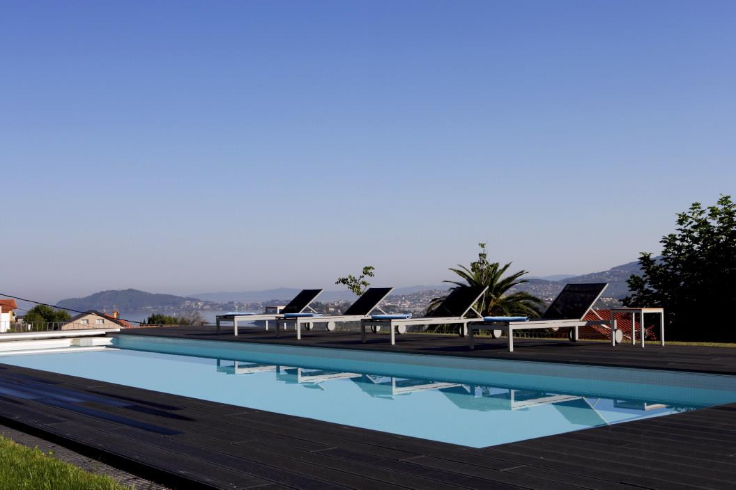 Hoteles le sept en baiona pontevedra galicia - Hoteles 5 estrellas galicia ...