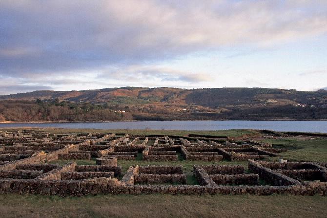Aquis Querquennis Roman archaeological site