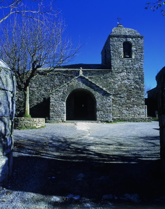 Santuario do Cebreiro
