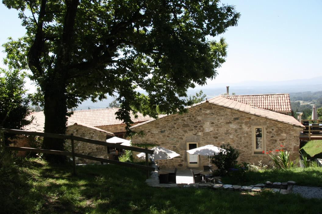 Turismo rural casa camino rural en palas de rei lugo galicia - Casa rural palas de rei ...