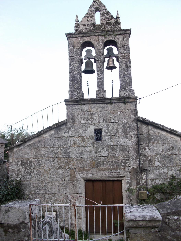 Iglesia igrexa parroquial de santiago de marz s en for Fabrica de granito en santiago